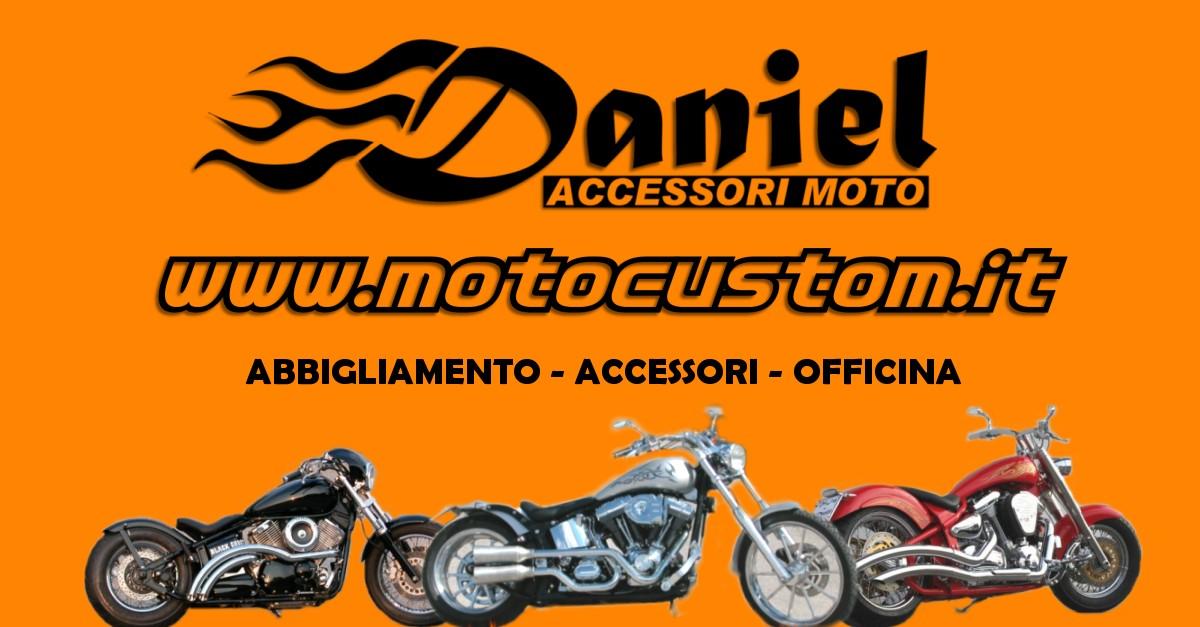 prezzo limitato godere del prezzo più basso grande selezione Daniel accessori moto accessori moto custom per Yamaha ...