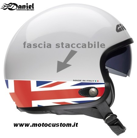 fascia X05 cod Uk, Daniel accessori moto