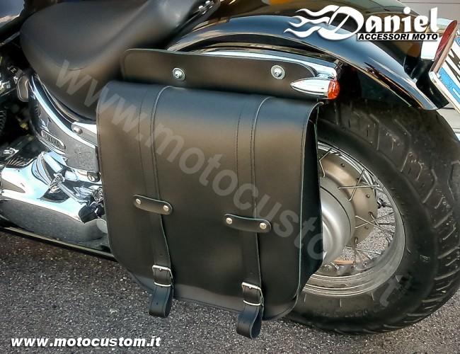 Mono borsa moto Media