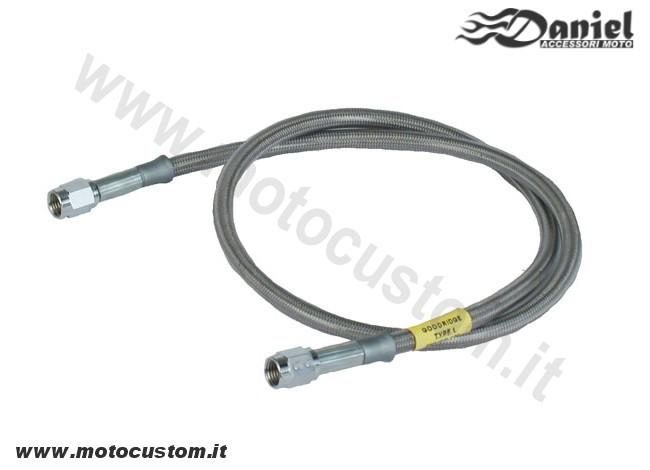 acciaio inox Flex Cavo dell acceleratore a Apri lunghezza originale Yamaha XVS 650/Drag Star e Classic
