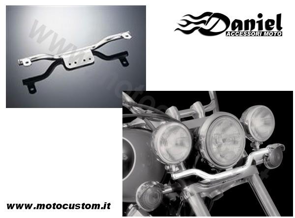 Staffa Faro Moto Vintage Indicatore di direzione 39-41mm//1.5-1.6in Staffa per Montaggio su Forcella Outbit Staffa Faro Moto