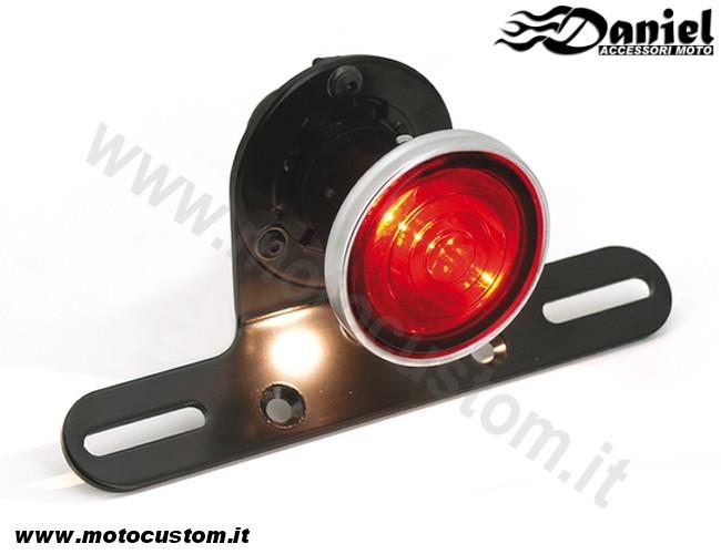 Illuminazione targa silux auto