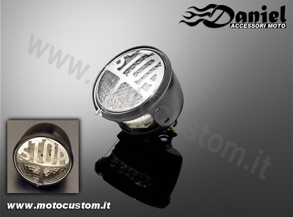 faretto Stop Led cod 1557, Daniel accessori moto