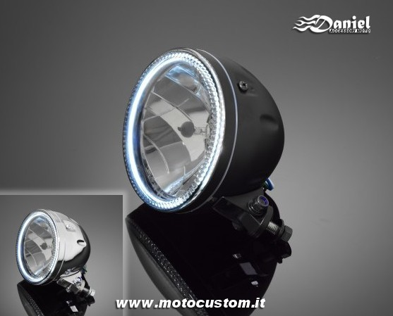 Faro Led Ring , Daniel accessori moto