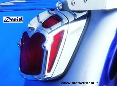 cover faro post cod 661 112, Daniel accessori moto