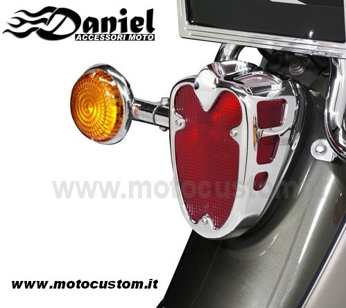 cover faro post cod 662 113, Daniel accessori moto