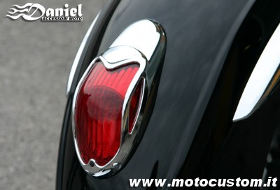 cover faro post cod 664 116, Daniel accessori moto