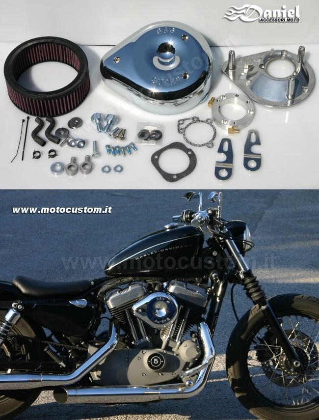 Filtro Aria Ricambio Moto per aftermarket Filtro Aria Professionale per Moto