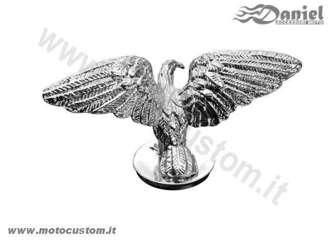 ornamento Eagle Wide cod 02 075, Daniel accessori moto