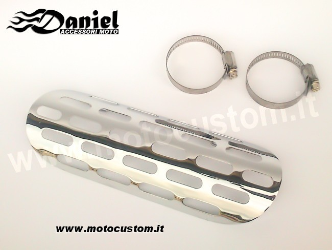 Paracalore Old Skool cod 65 557, Daniel accessori moto