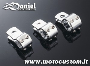 clamps , Daniel accessori moto